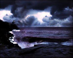 Devil and the Deep Dark Ocean