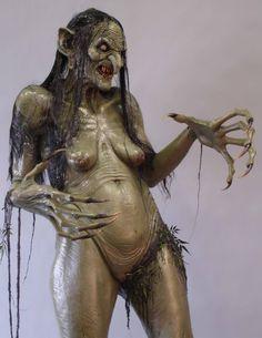 Meg Muckel Bones. Swamp hag